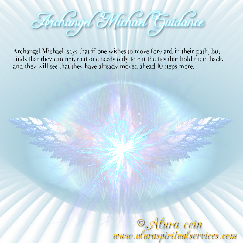 Archangel Michael Aluras Angels