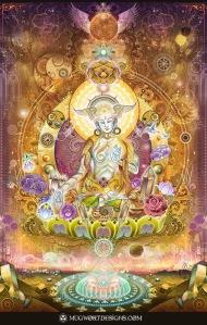Alura cein, angels, Buddhism, Tara,