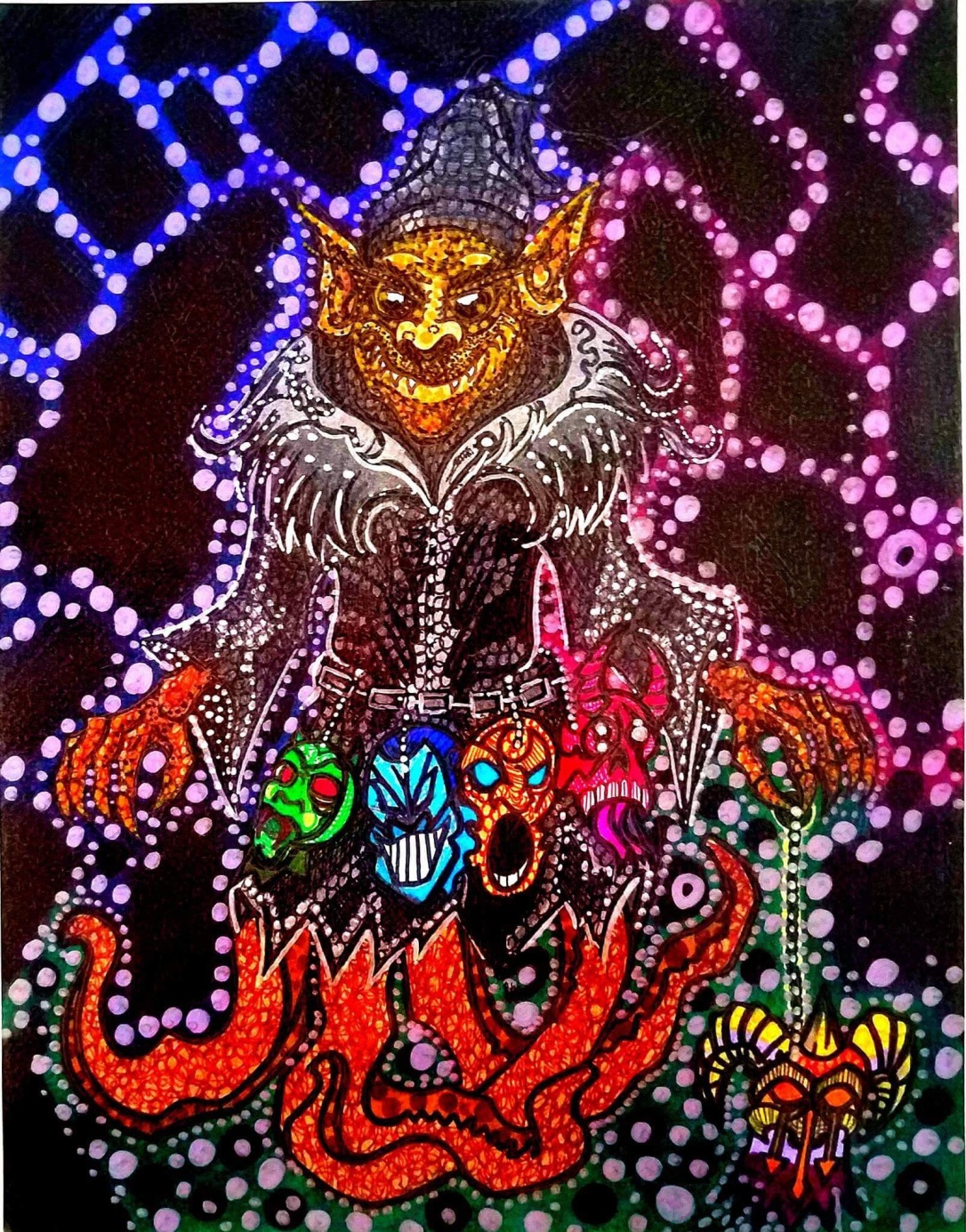 Image result for demon of rage alura cein