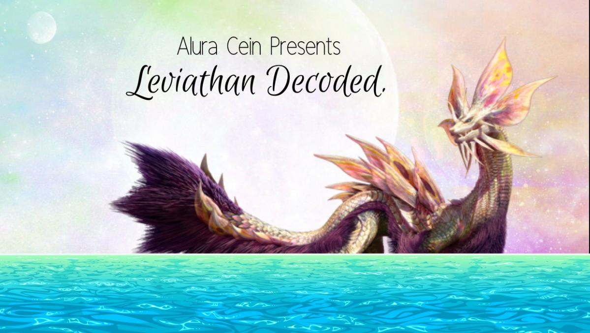 Leviathan Creature – Alura's Angels