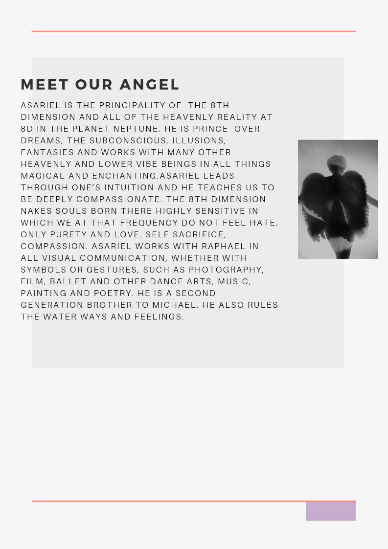 Angel Daniel, Archangel, spirituality, Alura,